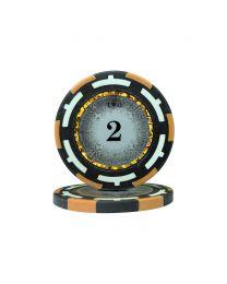 Macau Poker Chips Two
