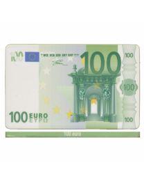 Poker plaque 100 Euro