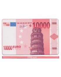 Poker plaque 10000 Euro