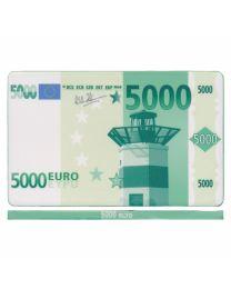 Poker plaque 5000 Euro