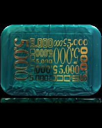Poker plaque toernooi 100