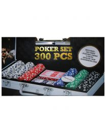 Poker Set 300 Chips
