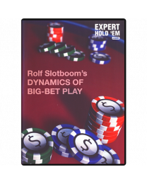 Rolf Slotboom Dynamics of Big-Bet Play