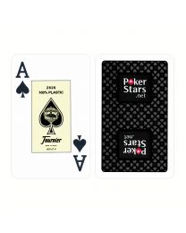 PokerStars Playing Cards Fournier 100% Plastic