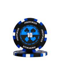 Pro poker chips 10