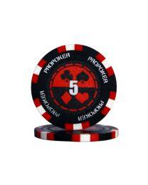 Pro poker chips 5