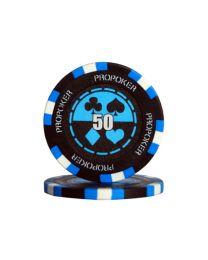 Pro poker chips 50