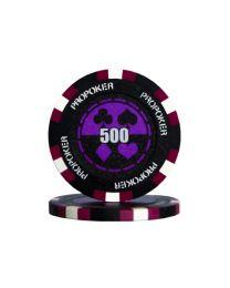 Pro poker chips 500