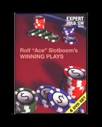 Rolf Slotboom winning plays