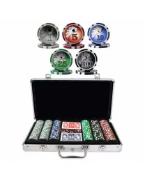 Royal Flush Las Vegas Poker Set 300