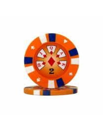 Royal Flush Poker Chips 2