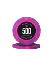 The Bank Casino Chips 500