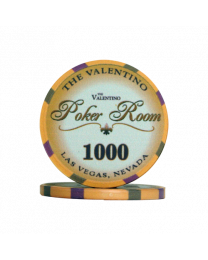 Poker Room chips 1000