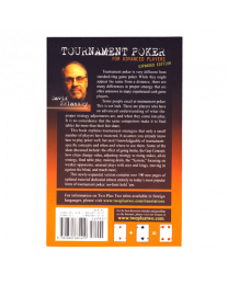 Tournament poker for advanced players expanded edition