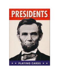 Presidents Playing Cards Piatnik