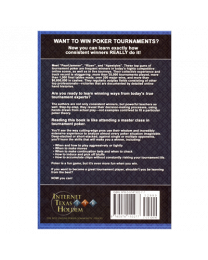 Winning Poker Tournaments One Hand at a Time, Volume 1