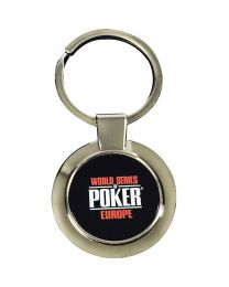 World Series of Poker Europe Key Ring