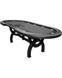 Poker Table XL Black Edition