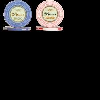 Ascona poker chips