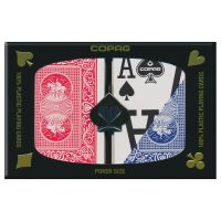 Plastic Poker Playing Cards COPAG Magnum Index