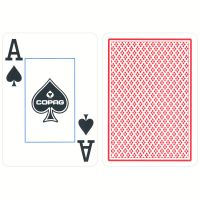 COPAG 12 Decks Plastic Cards 2 Jumbo Index