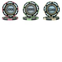 Macau Poker Chips