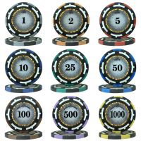 Macau Poker Set 500