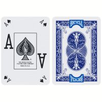 Bicycle Pro Playing Cards Poker Peek