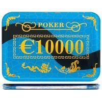 Casino Poker Plaque €10000