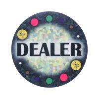 Ceramic Dealer Button Mosaic