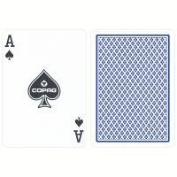 COPAG Regular Index Playing Cards Blue