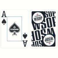 COPAG World Series of Poker Cards Black