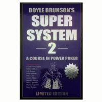Doyle Brunson's Super System 2 Limited Edition