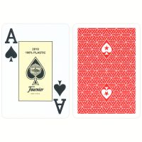 Fournier European Poker Tour Playing Cards Red