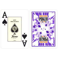 Fournier WSOP playing cards blue