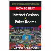 How to beat Internet Casinos & Poker Rooms