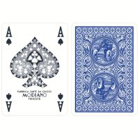 Modiano Golden Trophy Cards Blue