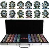 Macau Poker Set 500