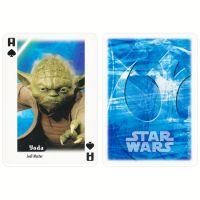 Star Wars playing cards jedi