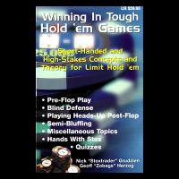 Winning In Tough Hold'em Games