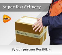 Super fast delivery