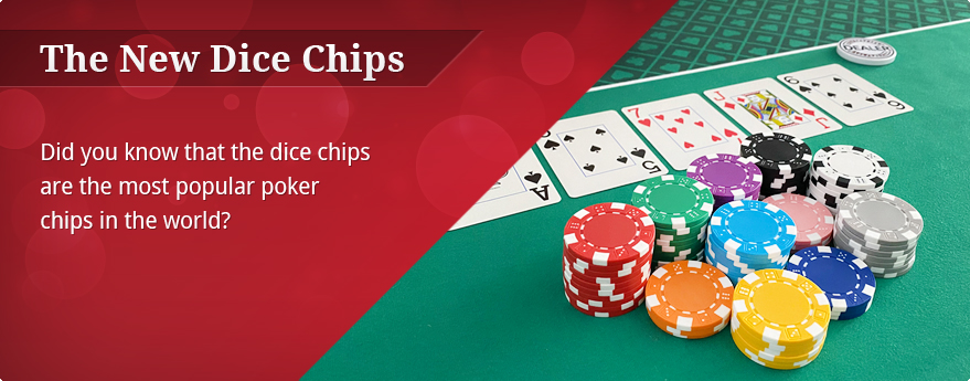 Buy Dice Poker Chips