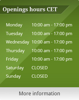 opening hours poker store