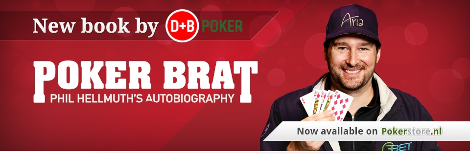 Poker Brat Phil Hellmuth's Autobiography