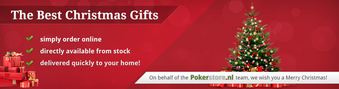 The Best Poker Christmas Gifts