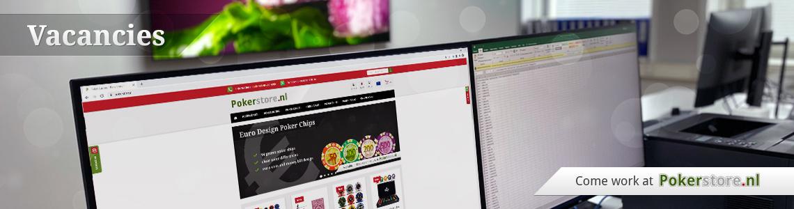 Vacancies Poker Store