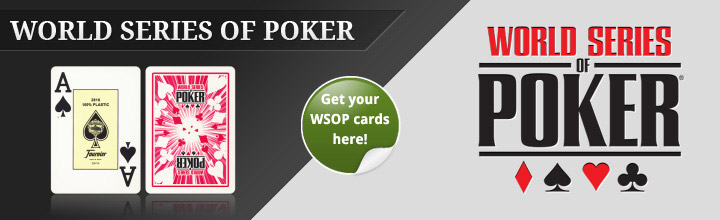 Worls Series of Poker store